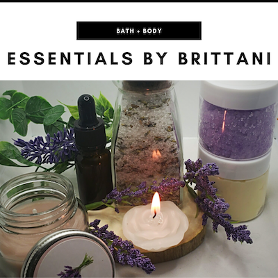 Essentials by Brittani Bath and Body Care - Nashville, TN Local Gifts