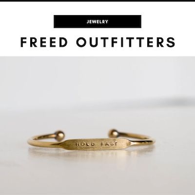Freed Outfitters - Nashville, TN Local Gifts