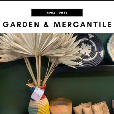 Garden & Mercantile - Nashville, TN Local Gifts