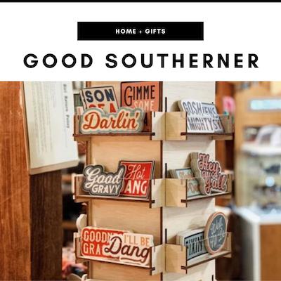 Good Southerner - Nashville, TN Local Gifts