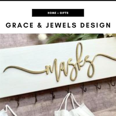 Grace & Jewels Design - Nashville, TN Local Gifts