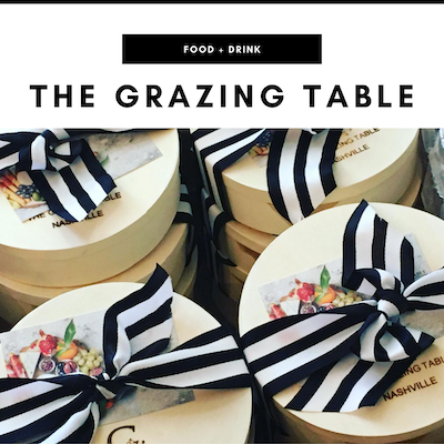 The Grazing Table - Nashville, TN Local Gifts