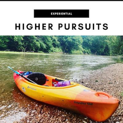 Higher Pursuits Columbia kayak rentals - Nashville, TN Local Gifts