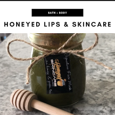 Honeyed Lips and Skincare - Nashville, TN Local Gifts