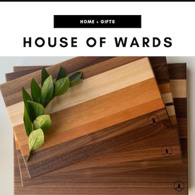 House of Wards - Nashville, TN Local Gifts