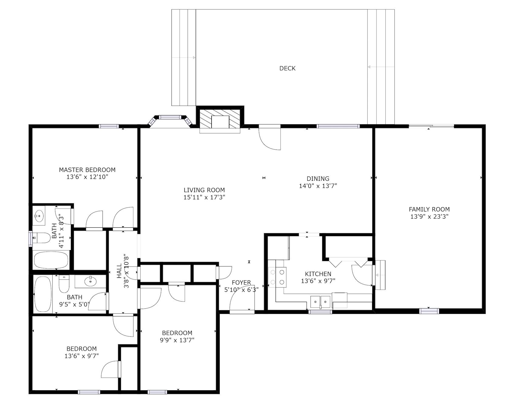 Irby Lane Floorplan