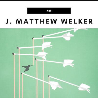 J. Matthew Welker Pop Art Done Good - Nashville, TN Local Gifts