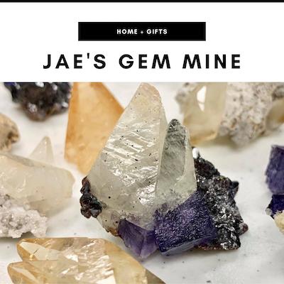 Jae's Gem Mine - Nashville, TN Local Gifts
