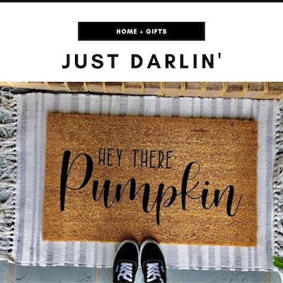 Just Darlin - Nashville, TN Local Gifts