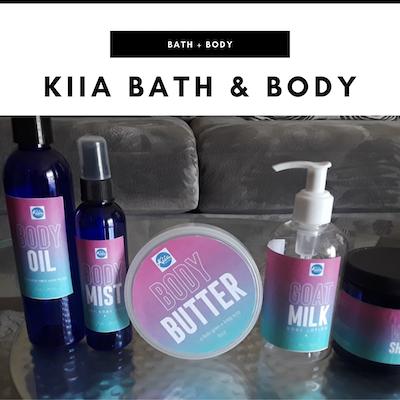 Kiia Bath & Body - Nashville, TN Local Gifts