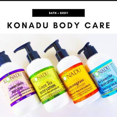 Konadu Body Care by Nature - Nashville, TN Local Gifts