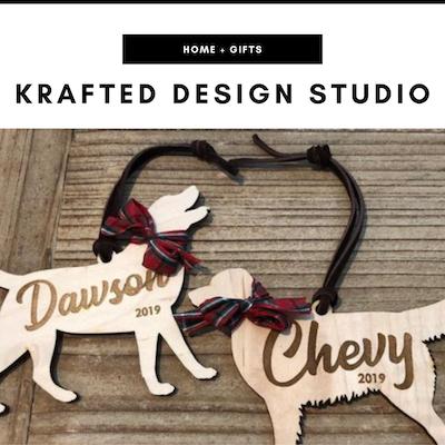 Krafted Design Studio - Nashville, TN Local Gifts