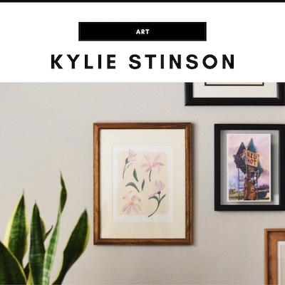 Kylie Stinson Art and Photo - Nashville, TN Local Gifts
