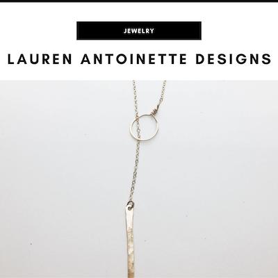 Lauren Antoinette Designs - Nashville, TN Local Gifts