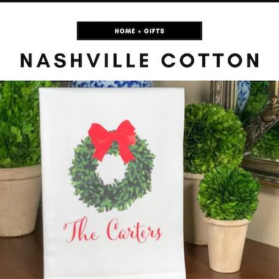 Nashville Cotton - Nashville, TN Local Gifts