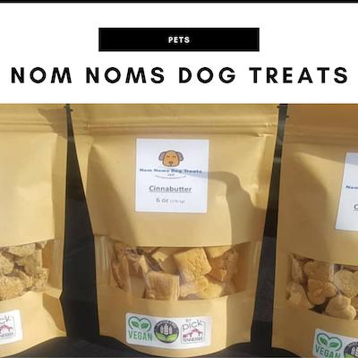 Nom Noms Dog Treats - Nashville, TN Local Gifts