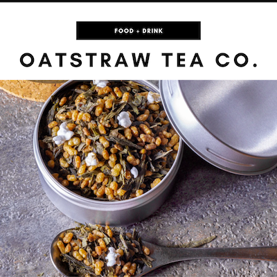 Oastraw Tea Company - Nashville, TN Local Gifts