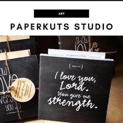 PaperKuts studio - Nashville, TN Local Gifts