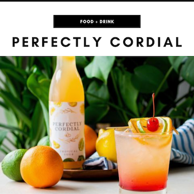Perfectly Cordial Cocktails - Nashville, TN Local Gifts