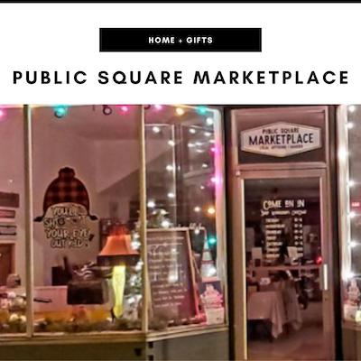 Public Square Marketplace - Nashville, TN Local Gifts