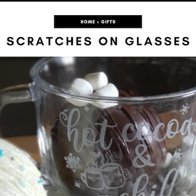 Scratches on Glasses - Nashville, TN Local Gifts