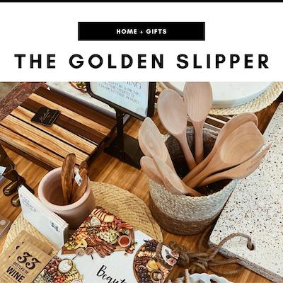 The Golden Slipper - Nashville, TN Local Gifts