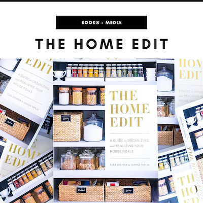 The Home Edit book - Nashville, TN Local Gifts