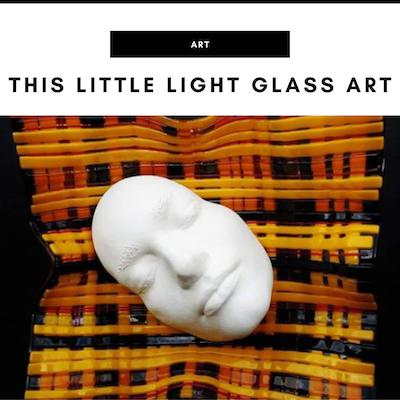 This Little Light Glass Art - Nashville, TN Local Gifts