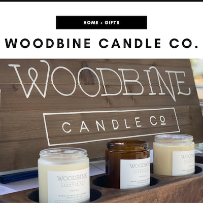 Woodbine Candle Co. - Nashville, TN Local Gifts