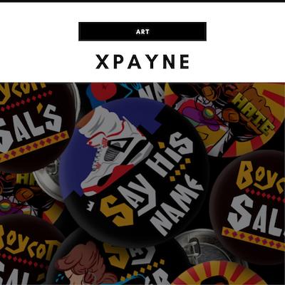 XPayne Art - Nashville, TN Local Gifts