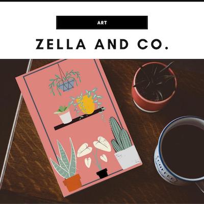 Zella & Co - Nashville, TN Local Gifts