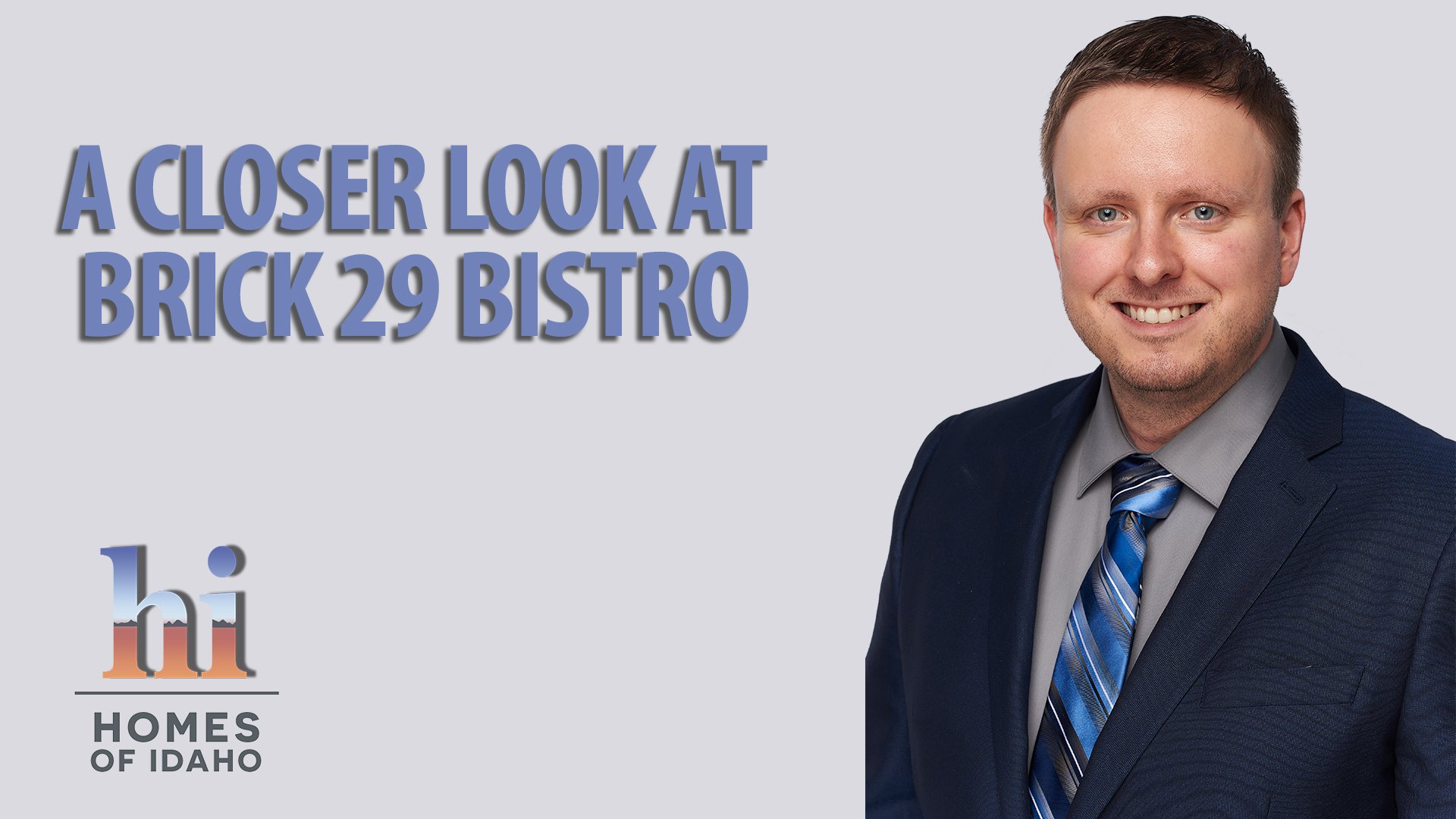 Have You Been to Brick 29 Bistro?