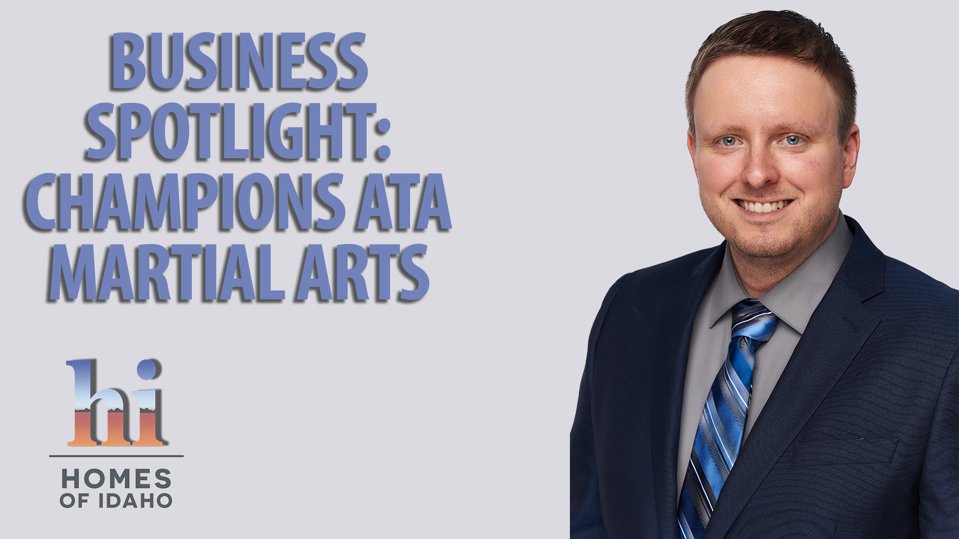 Master Travis Dillow Talks About His Business: Champions ATA Martial Arts