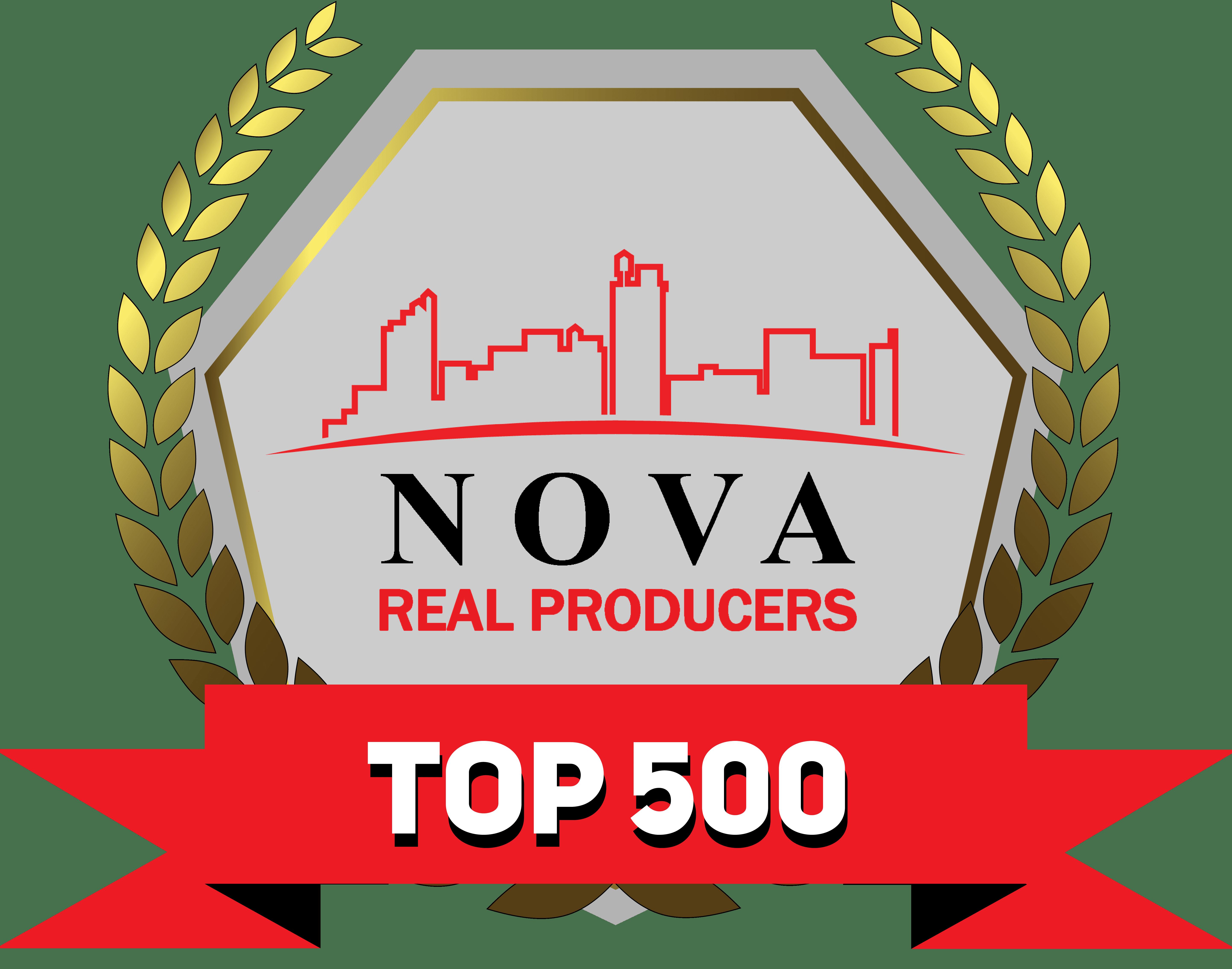 NOVA Top Producer 2020