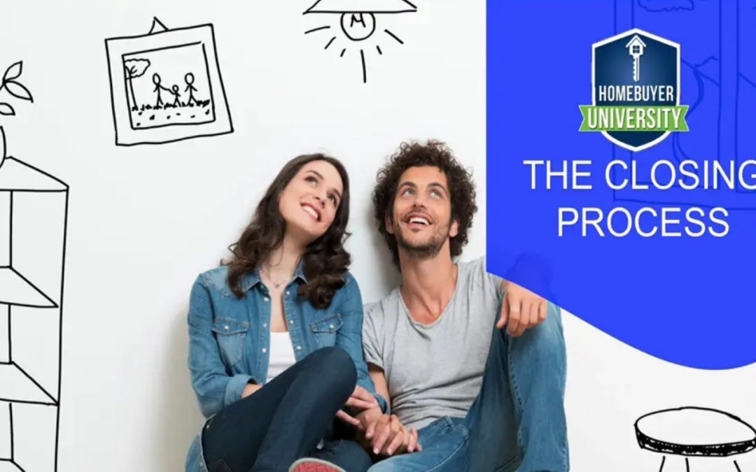 HomeBuyer University-Lesson #8: What Happens When The Offer Is Accepted?